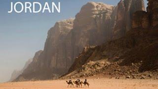 Khám phá quốc gia Jordan