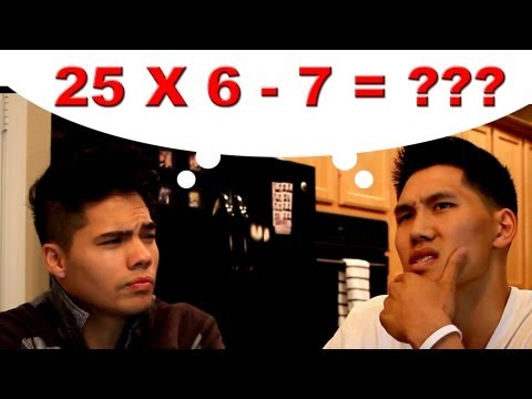MOST CONFUSING MATH PROBLEM