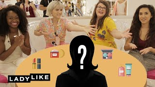 We Were Pitched Beauty Products At A Cosmetics Convention • Ladylike