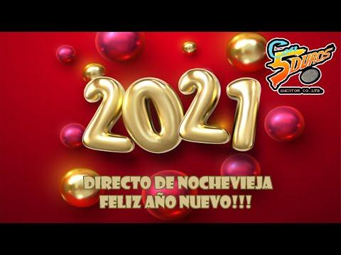 DIRECTO NOCHEVIEJA 2020-2021