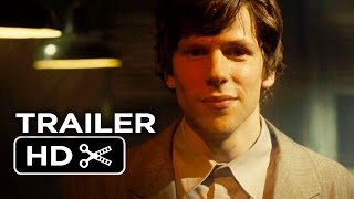The Double (2014) – Jesse Eisenberg, Mia Wasikowska – Trailer
