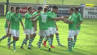 Baunticup: ATSV Sattledt - WSC-Hertha Wels
