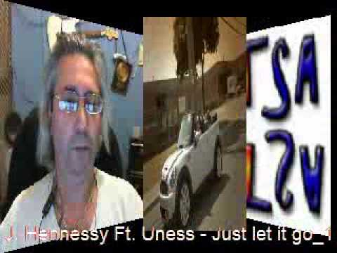 J. Hennessy Ft. Uness presented by Kim Nicolaou on Fatsa Fatsa Show  - Just let it go