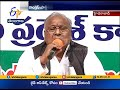 Hanumanth Rao ponders over Danam quitting Cong.