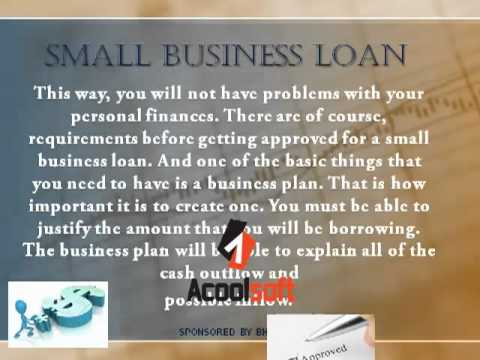 Getting a Small Business Loan for your Financial Freedom