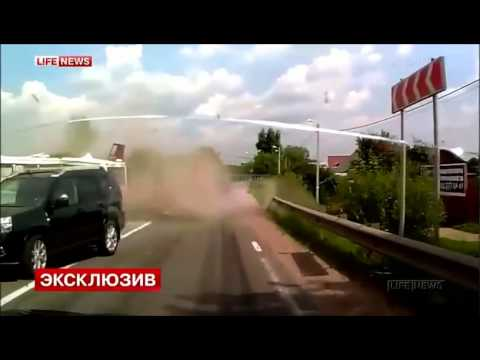 Accidente proaspete din Rusia