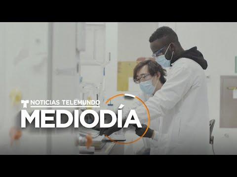 Moderna anuncia vacuna contra el coronavirus 94.5% eficaz | Noticias Telemundo