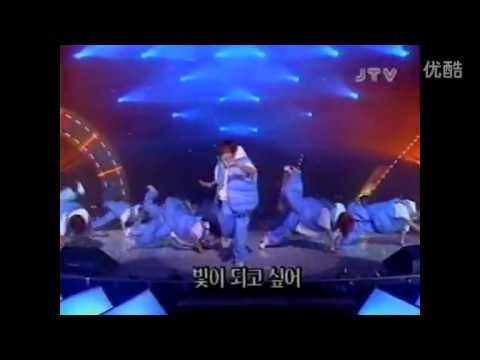 981206.강타(Kangta).H.O.T. 3집.SBS 인기가요 - 빛 (12월 첫째주 1위)