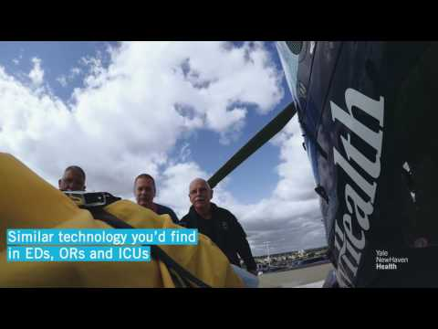 SkyHealth - Critical Care Helicopter