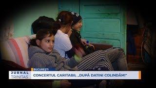 "Concertul caritabil ,,Dupa datini colindam!"""