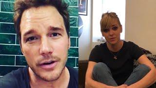 Chris Pratt y Anna Faris oficializan su divorcio