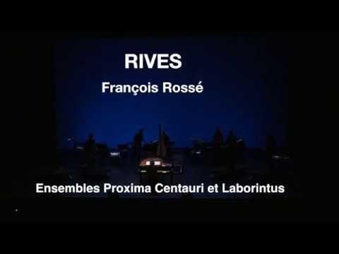 Rives - François Rossé - Novart Bordeaux 2015