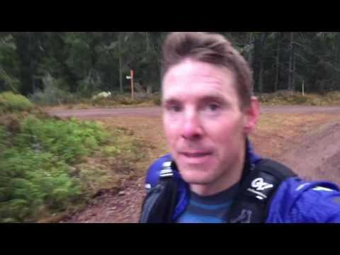Långpass löpning Outnorth Adventure Team