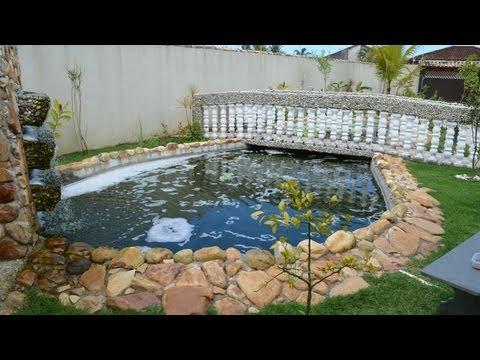 Tanque lago de pesca com cria o de til pia constru do for Cria de tilapia en casa
