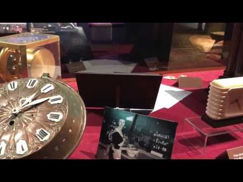Time is Near: New Display at the Billy Graham Library