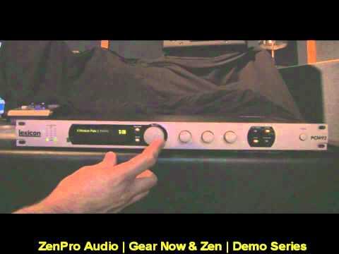 Lexicon PCM92 Reverb @ ZenProAudio.com