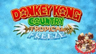 Donkey Kong Country Tropical Freeze Longplay Nintendo Wii U