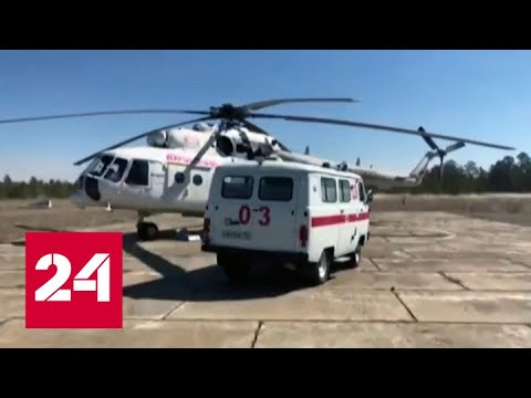 Из трех затопленных районов Забайкалья эвакуировано 18 человек