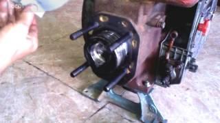 D16 Diesel Engine Part 5: Piston Rod Assembl