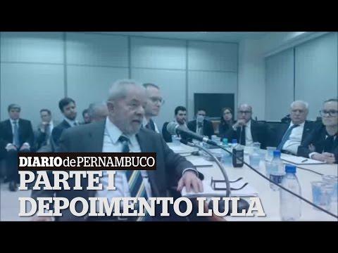 Parte I - Depoimento de Lula na Operação Lava-Jato