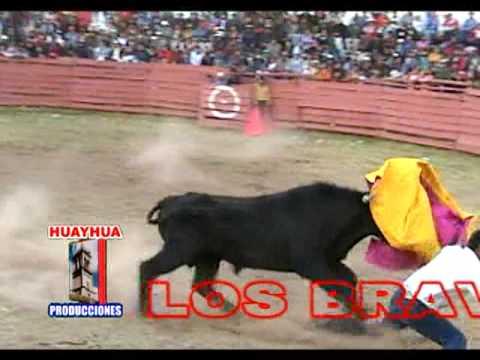 los bravios - tarde de toros