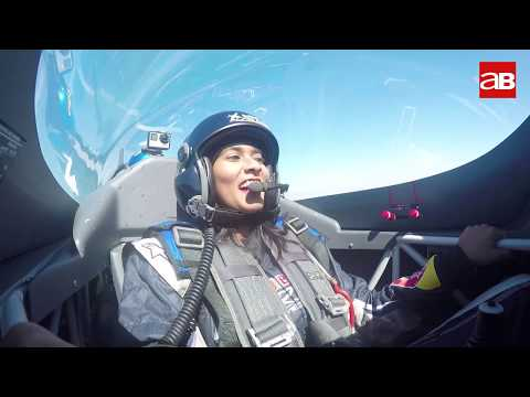 Red Bull G-Flight experience - world's extremest airplane ride
