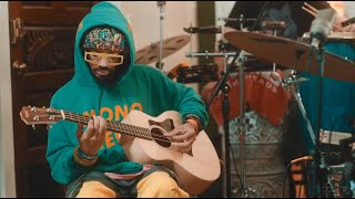 """MonoNeon with Ghost-Note: """"Phat Bacc"""" 