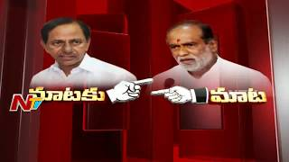 BJP Laxman Counter to KCR Comments over Third Front - Maat..