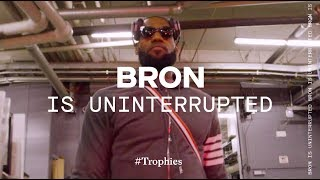 The Cavs Took Over LeBronto | TROPHIES