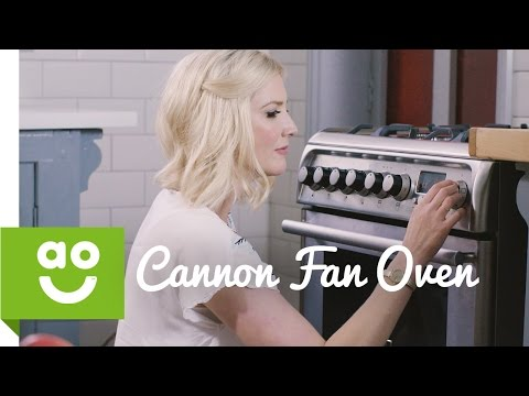 Cannon's Fan Oven with Lisa Faulkner | ao.com