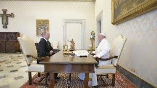 ĐTC Phanxicô tiếp kiến Tổng Thống Putin của Nga