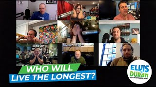 Who On The Show Does Danielle Think Will 'Live The Longest?' | Elvis Duran Show