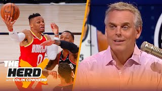 Lillard proves he's better than Westbrook, Clippers taking seeding games lightly — Colin | THE HERD
