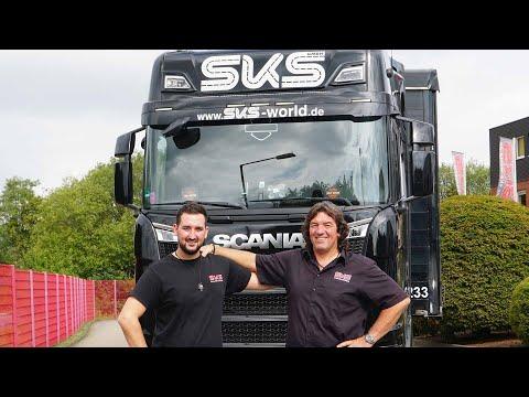 """Scania S 450: """"Auf's richtige Pferdchen gesetzt"""""""