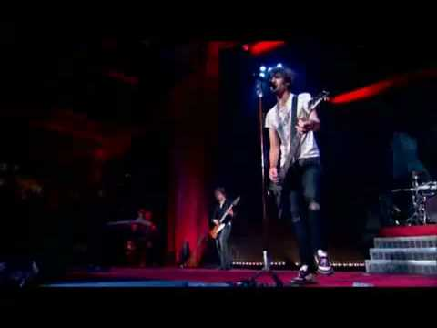 The All-American Rejects - Happy Endings Live