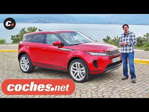 Range Rover Evoque 2019 SUV | Primera prueba / Test / Review en español | coches.net