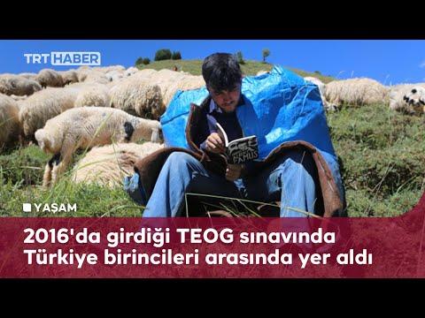 TEOG birincisi Mahir Hollanda'da ekonomi okumayı hedefliyor