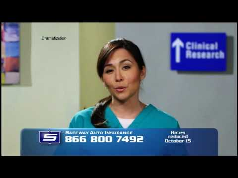 Safeway Auto Insurance Commercial English 60