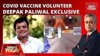 Exclusive interview with Deepak Paliwal, volunteer for hum..