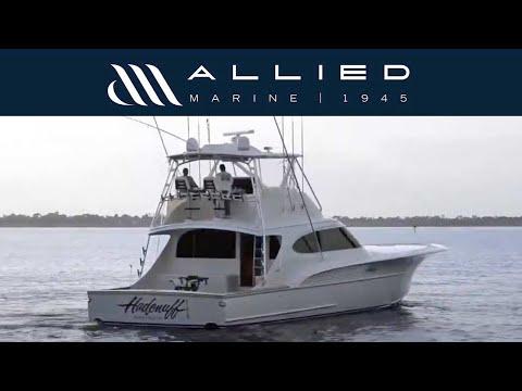 Palm Beach International Boat Show 2013 -  Allied Marine Brokerage Yachts
