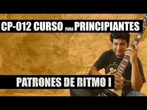 CP 012 PATRONES DE RITMO