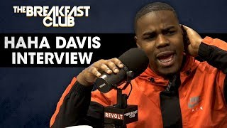 Haha Davis Wants Zero Problems With The Breakfast Club, Talks Music, Comedy + More