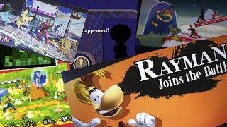 """Los rumores y filtraciones más """"impactantes"""" de Super Smash Bros."""