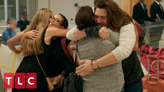 Syngin Reunites With His Family in South Africa! | 90 Day Fiancé: Happily Ever After?