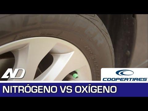 """¿Nitrógeno u Oxígeno"""" - Cooper Consejos en AutoDinámico"""