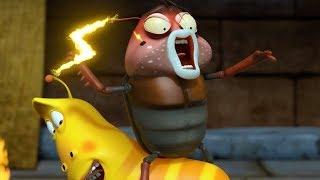 LARVA - SUPER POWERS | Cartoon Movie | Videos For Kids | Larva Cartoon | LARVA Official