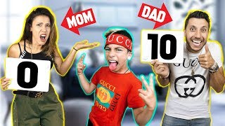 REACTING To Our SON'S GUCCI OUTFITS! **Bad Idea** | The Royalty Family