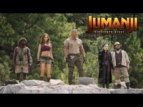 JUMANJI: SIGUIENTE NIVEL. Nuevos niveles, nuevas reglas. En cines 13 de diciembre.