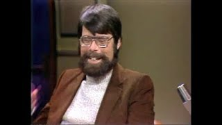 Stephen King on Letterman, April 1, 1982