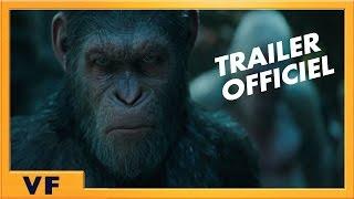 La planète des singes :  bande-annonce VF